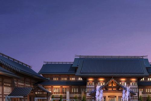 北黄海温泉度假酒店—重庆导视