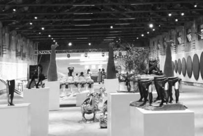 中国——管窑国际艺术区
